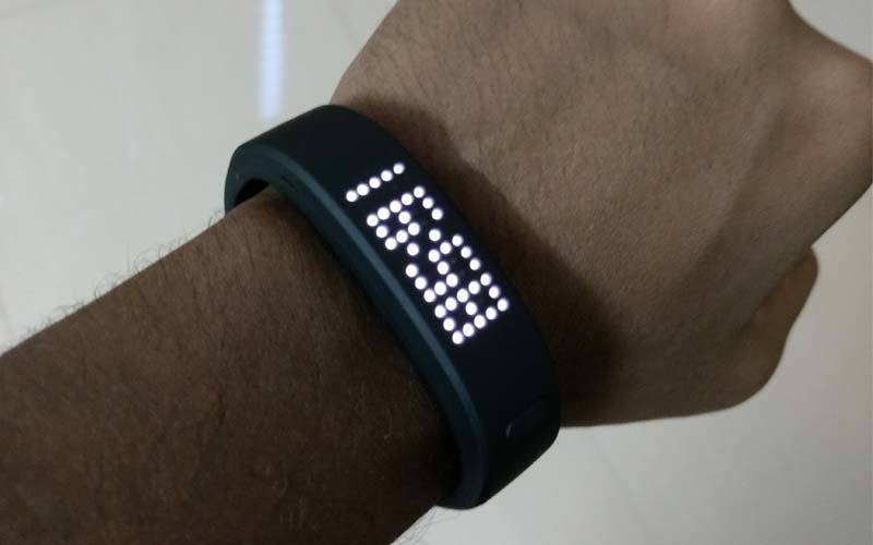 Keefit Wristband IR125