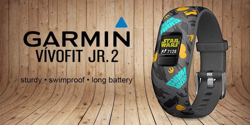 Garmin Vivofit Jr 2 Review
