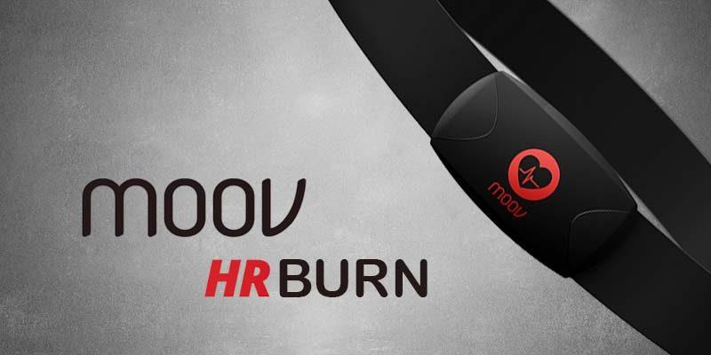 Moov HR Burn Review