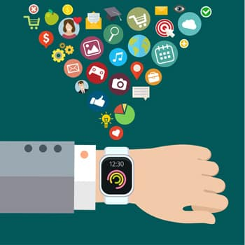 smartwatch and apps