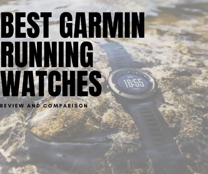 Best garmin running watches