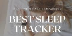 Best sleep tracker